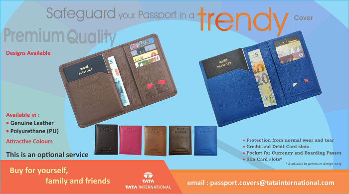 Protective Passport Cover